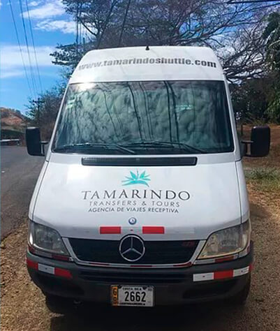 how to get from san jose to tamarindo
