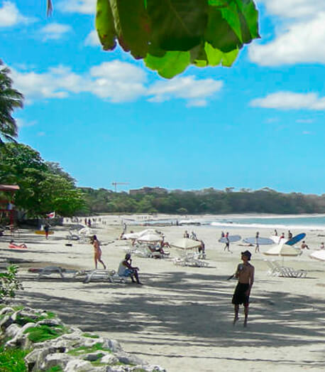Tamarindo Is The Most Developed Beach