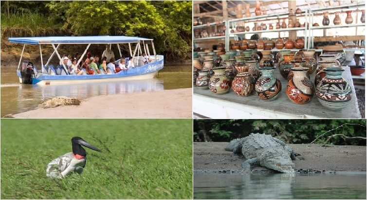 Palo Verde National Park Boat Tour