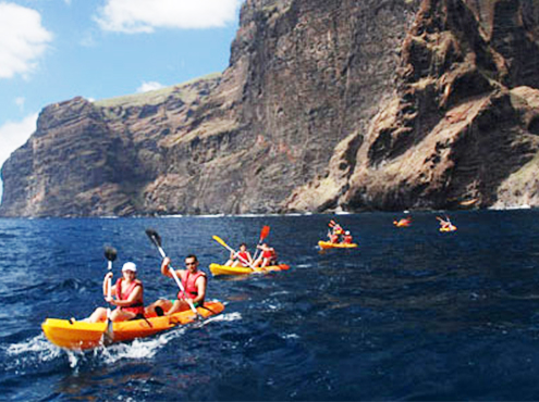 Kayak & Snorkeling Tour
